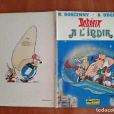 Cómics: 1987 ASTERIX A L¨INDIA / GOSCINNY - UDERZO. Lote 210536805