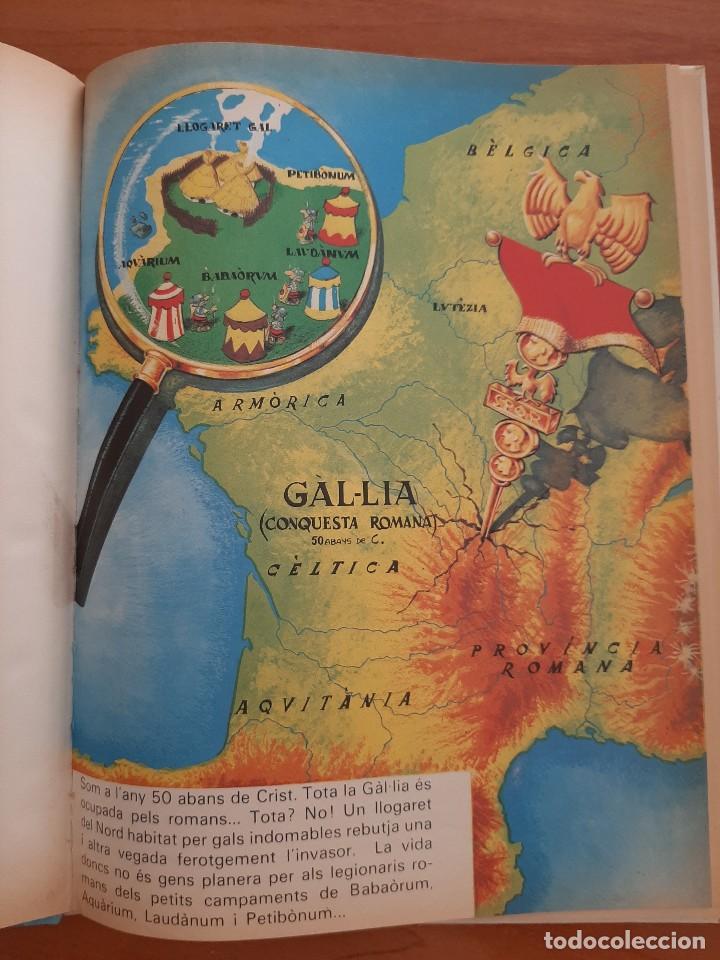 Cómics: 1987 ASTERIX A L¨INDIA / GOSCINNY - UDERZO - Foto 2 - 210536805