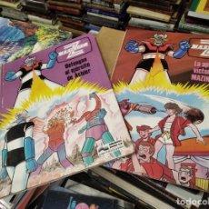 Cómics: MAZINGER Z ,Nº 2 DETENGAN AL EJÉRCITO DE ASHER + MAZINGER Z ,Nº 4 LA APURADA VICTORIA DE MAZINGER Z. Lote 210614342