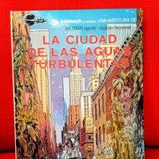 Cómics: VALERIAN AGENTE ESPACIO-TEMPORAL VOL 8 LA CIUDAD DE LAS AGUAS TURBULENTAS. Lote 210675531