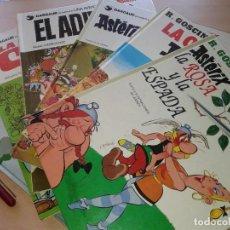 Cómics: LOTE DE 6 COMICS ASTERIX, T10. Lote 238639340