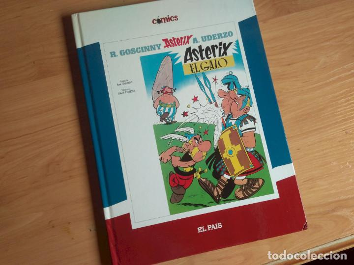 ASTERIX EL GALO. MORRIS & GOSCINNY. REEDICION PARA EL PAIS 2005 (Tebeos y Comics - Grijalbo - Asterix)
