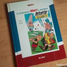 Cómics: ASTERIX EL GALO. MORRIS & GOSCINNY. REEDICION PARA EL PAIS 2005. Lote 211255531