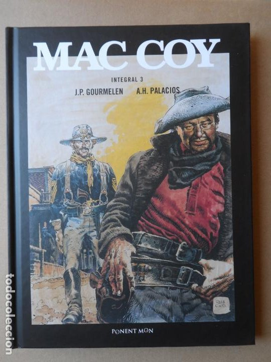 MAC COY INTEGRAL 3 PONENT MON (Tebeos y Comics - Grijalbo - Mac Coy)