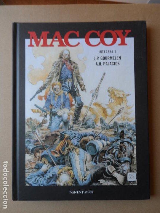 MAC COY INTEGRAL 2 PONENT MON (Tebeos y Comics - Grijalbo - Mac Coy)