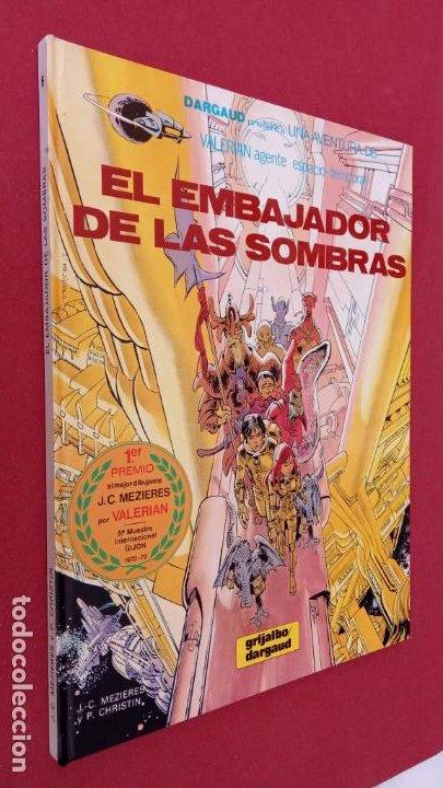 Cómics: VALERIAN AGENTE ESPACIO-TEMPORAL NºS - 3,4,5,6 - Foto 5 - 211437011