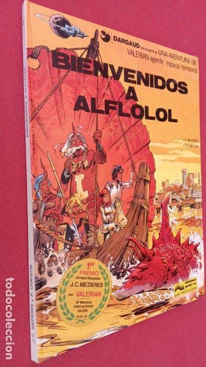 Cómics: VALERIAN AGENTE ESPACIO-TEMPORAL NºS - 3,4,5,6 - Foto 13 - 211437011