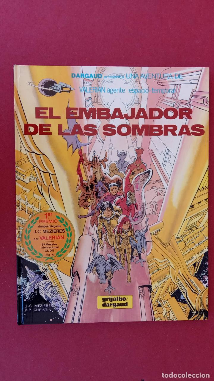 Cómics: VALERIAN AGENTE ESPACIO-TEMPORAL NºS - 3,4,5,6 - Foto 15 - 211437011