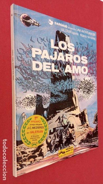 Cómics: VALERIAN AGENTE ESPACIO-TEMPORAL NºS - 3,4,5,6 - Foto 16 - 211437011