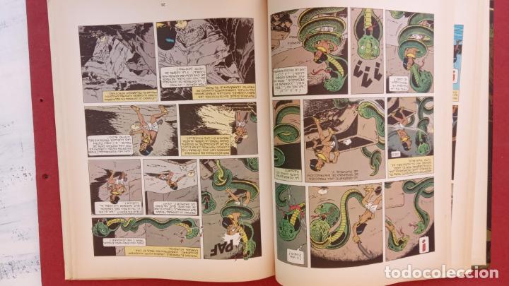 Cómics: PAPYRUS Nº 4 - LA TUMBA DEL FARAÓN por DE GIETER - 1988 EDICIONES JUNIOR - TAPA DURA, MUY BIEN - Foto 5 - 121347455