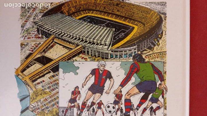 Cómics: ERIC CASTEL Nº 6, EDICIONES JUNIOR 1984, MUY NUEVO, RAYMOND REDING Y FRANCOISE HUGES - Foto 2 - 17547664