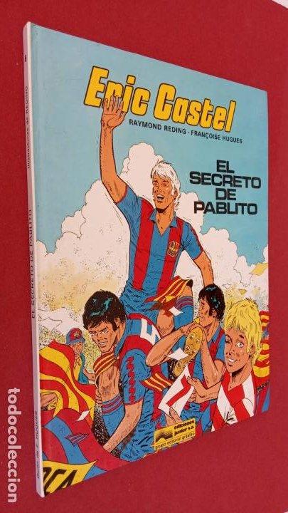 Cómics: ERIC CASTEL Nº 6, EDICIONES JUNIOR 1984, MUY NUEVO, RAYMOND REDING Y FRANCOISE HUGES - Foto 4 - 17547664