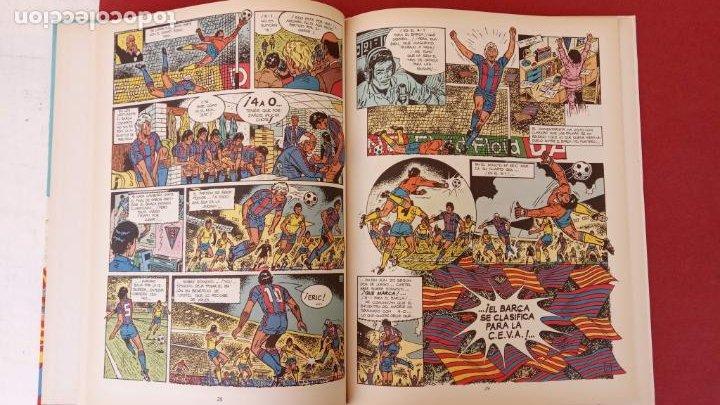 Cómics: ERIC CASTEL Nº 6, EDICIONES JUNIOR 1984, MUY NUEVO, RAYMOND REDING Y FRANCOISE HUGES - Foto 5 - 17547664