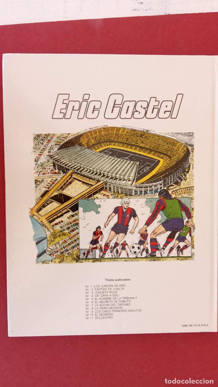 Cómics: ERIC CASTEL Nº 6, EDICIONES JUNIOR 1984, MUY NUEVO, RAYMOND REDING Y FRANCOISE HUGES - Foto 6 - 17547664