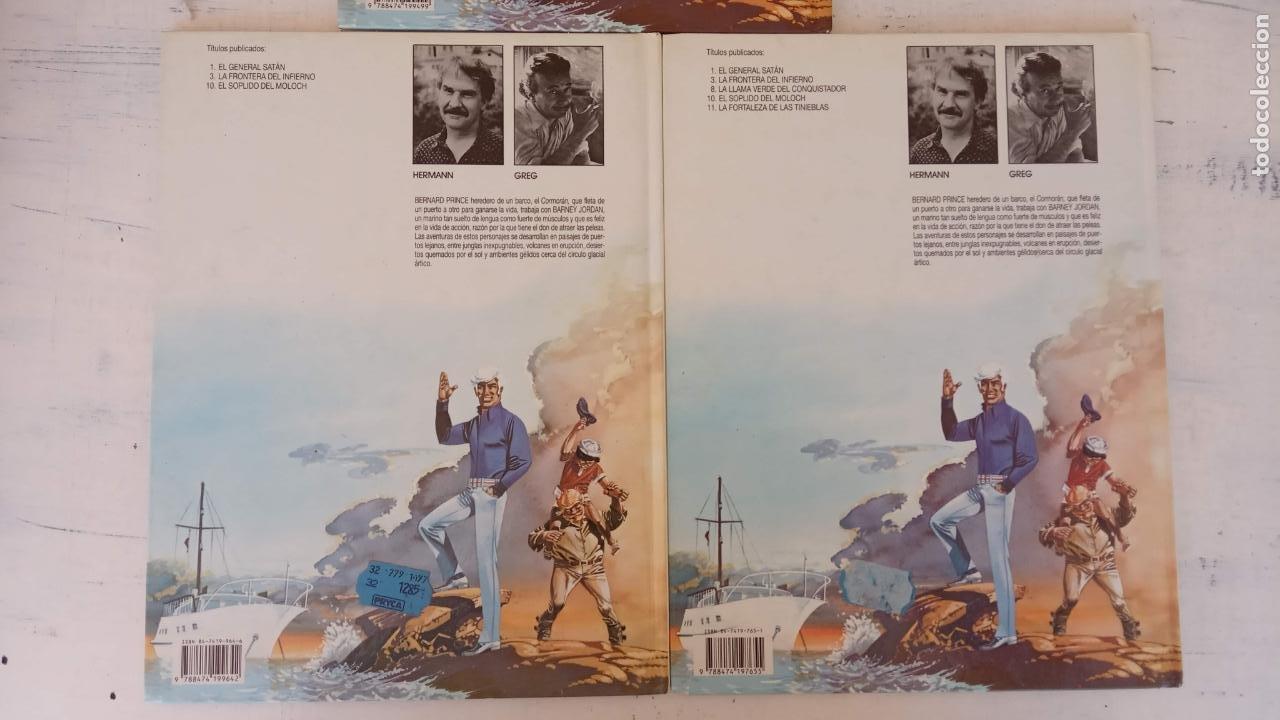 Cómics: HERMAN - GREG - BERNARD PRINCE NºS - 3,8,10 - 1992 EDICIONES JUNIOR - GRIJALBO-MONDADORI - Foto 3 - 211438697