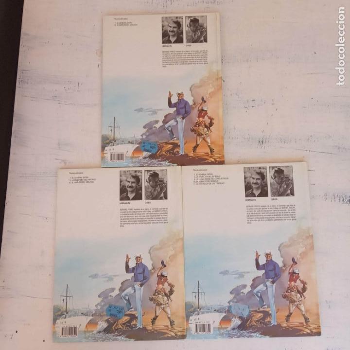 Cómics: HERMAN - GREG - BERNARD PRINCE NºS - 3,8,10 - 1992 EDICIONES JUNIOR - GRIJALBO-MONDADORI - Foto 5 - 211438697