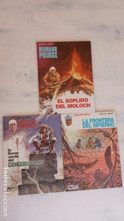 Cómics: HERMAN - GREG - BERNARD PRINCE NºS - 3,8,10 - 1992 EDICIONES JUNIOR - GRIJALBO-MONDADORI - Foto 7 - 211438697