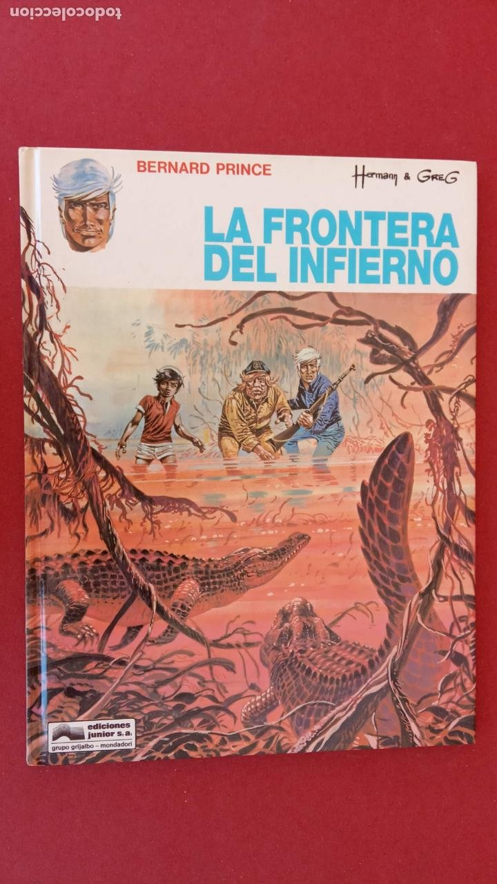 Cómics: HERMAN - GREG - BERNARD PRINCE NºS - 3,8,10 - 1992 EDICIONES JUNIOR - GRIJALBO-MONDADORI - Foto 8 - 211438697