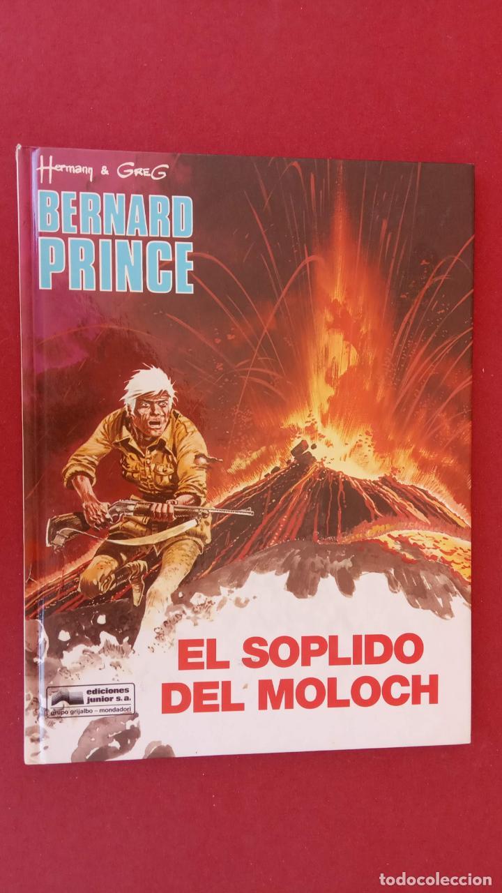 Cómics: HERMAN - GREG - BERNARD PRINCE NºS - 3,8,10 - 1992 EDICIONES JUNIOR - GRIJALBO-MONDADORI - Foto 9 - 211438697