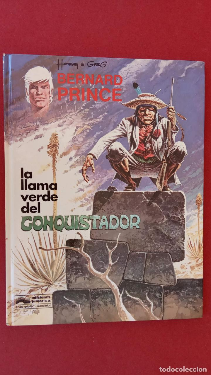 Cómics: HERMAN - GREG - BERNARD PRINCE NºS - 3,8,10 - 1992 EDICIONES JUNIOR - GRIJALBO-MONDADORI - Foto 10 - 211438697