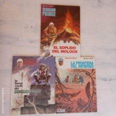 Cómics: HERMAN - GREG - BERNARD PRINCE NºS - 3,8,10 - 1992 EDICIONES JUNIOR - GRIJALBO-MONDADORI. Lote 211438697