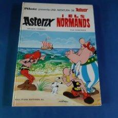 Cómics: ASTERIX I ELS NORMANDS-1ª EDICION EN CATALAN-1976-EXCELENTE ESTADO. Lote 211459980