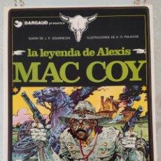 Cómics: MAC COY (COLECCION COMPLETA) - A. HERNANDEZ PALACIOS Y GOURMELEN (GRIJALBO/NORMA 1978). Lote 211473825