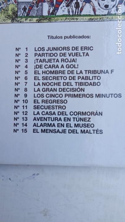 Cómics: ERIC CASTEL EN CASTELLANO Y NUEVOS - NºS 1,3,6,7,8,9,10,11,12,13,14,15 ÚLTIMO DE ESTA SERIE - GRIJAL - Foto 2 - 211483702