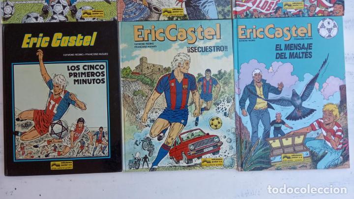 Cómics: ERIC CASTEL EN CASTELLANO Y NUEVOS - NºS 1,3,6,7,8,9,10,11,12,13,14,15 ÚLTIMO DE ESTA SERIE - GRIJAL - Foto 3 - 211483702