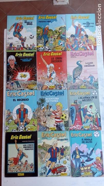 Cómics: ERIC CASTEL EN CASTELLANO Y NUEVOS - NºS 1,3,6,7,8,9,10,11,12,13,14,15 ÚLTIMO DE ESTA SERIE - GRIJAL - Foto 4 - 211483702