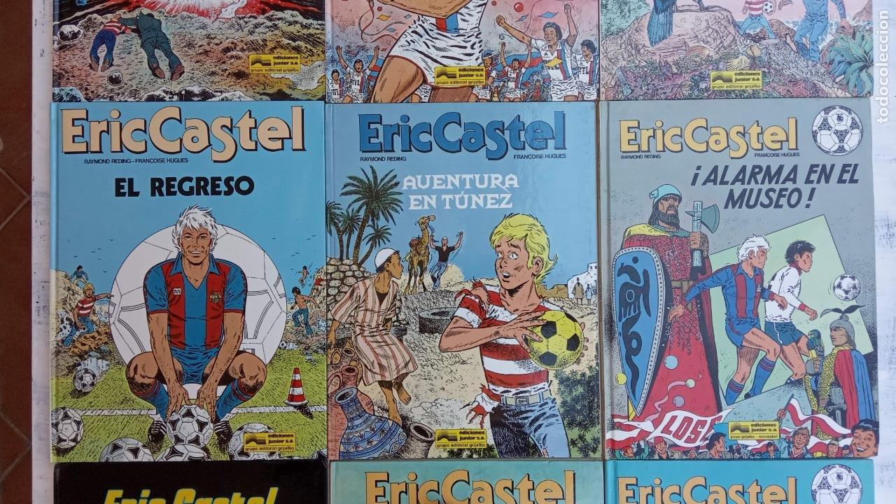 Cómics: ERIC CASTEL EN CASTELLANO Y NUEVOS - NºS 1,3,6,7,8,9,10,11,12,13,14,15 ÚLTIMO DE ESTA SERIE - GRIJAL - Foto 5 - 211483702
