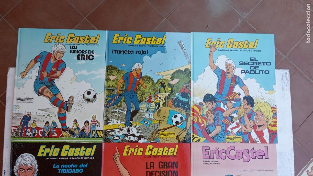 Cómics: ERIC CASTEL EN CASTELLANO Y NUEVOS - NºS 1,3,6,7,8,9,10,11,12,13,14,15 ÚLTIMO DE ESTA SERIE - GRIJAL - Foto 6 - 211483702