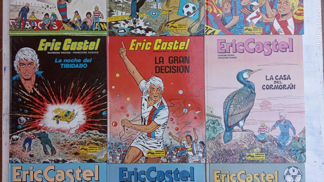 Cómics: ERIC CASTEL EN CASTELLANO Y NUEVOS - NºS 1,3,6,7,8,9,10,11,12,13,14,15 ÚLTIMO DE ESTA SERIE - GRIJAL - Foto 7 - 211483702