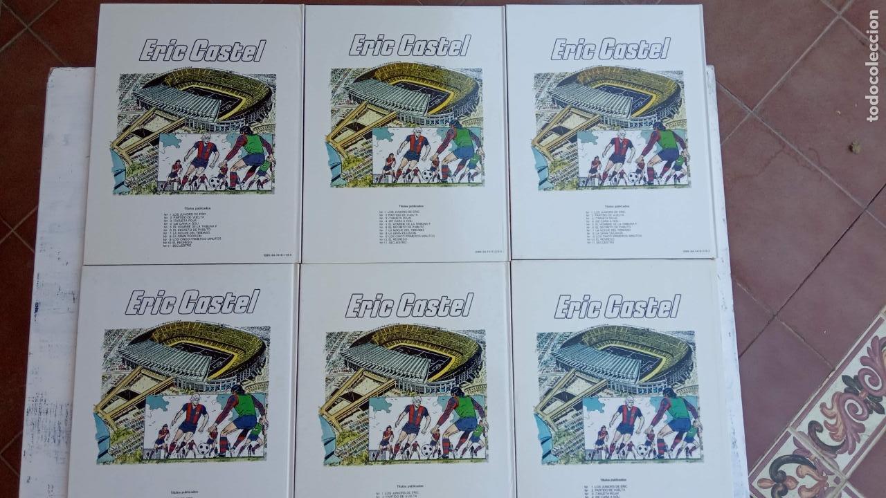 Cómics: ERIC CASTEL EN CASTELLANO Y NUEVOS - NºS 1,3,6,7,8,9,10,11,12,13,14,15 ÚLTIMO DE ESTA SERIE - GRIJAL - Foto 10 - 211483702