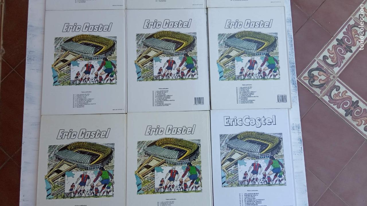 Cómics: ERIC CASTEL EN CASTELLANO Y NUEVOS - NºS 1,3,6,7,8,9,10,11,12,13,14,15 ÚLTIMO DE ESTA SERIE - GRIJAL - Foto 11 - 211483702