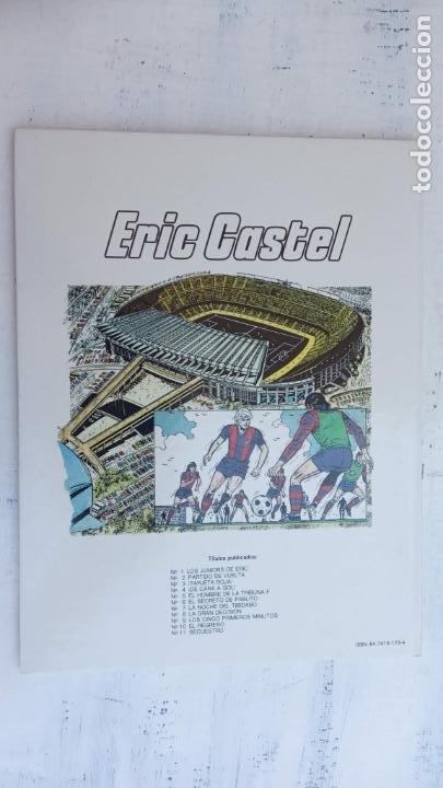 Cómics: ERIC CASTEL EN CASTELLANO Y NUEVOS - NºS 1,3,6,7,8,9,10,11,12,13,14,15 ÚLTIMO DE ESTA SERIE - GRIJAL - Foto 15 - 211483702