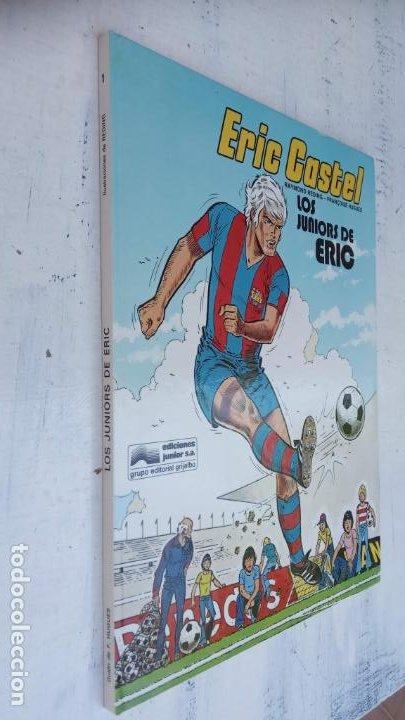 Cómics: ERIC CASTEL EN CASTELLANO Y NUEVOS - NºS 1,3,6,7,8,9,10,11,12,13,14,15 ÚLTIMO DE ESTA SERIE - GRIJAL - Foto 16 - 211483702