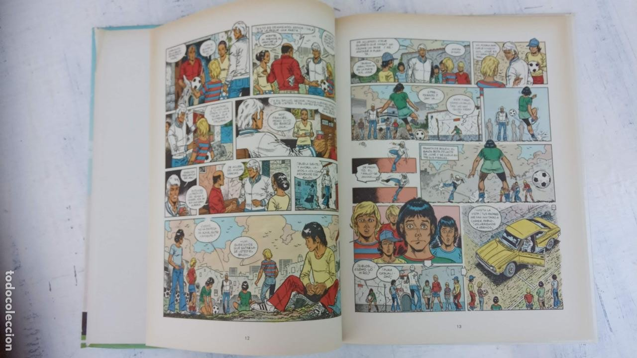 Cómics: ERIC CASTEL EN CASTELLANO Y NUEVOS - NºS 1,3,6,7,8,9,10,11,12,13,14,15 ÚLTIMO DE ESTA SERIE - GRIJAL - Foto 17 - 211483702