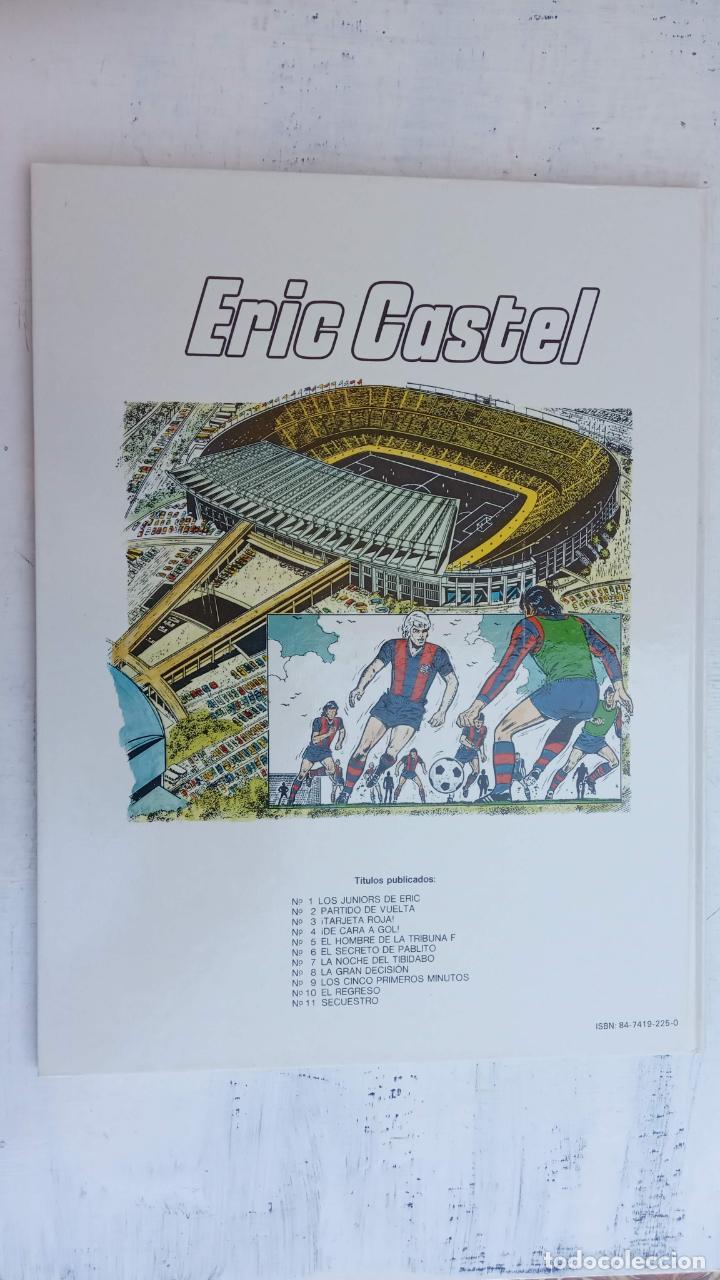 Cómics: ERIC CASTEL EN CASTELLANO Y NUEVOS - NºS 1,3,6,7,8,9,10,11,12,13,14,15 ÚLTIMO DE ESTA SERIE - GRIJAL - Foto 22 - 211483702
