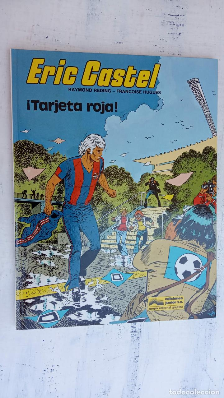 Cómics: ERIC CASTEL EN CASTELLANO Y NUEVOS - NºS 1,3,6,7,8,9,10,11,12,13,14,15 ÚLTIMO DE ESTA SERIE - GRIJAL - Foto 24 - 211483702