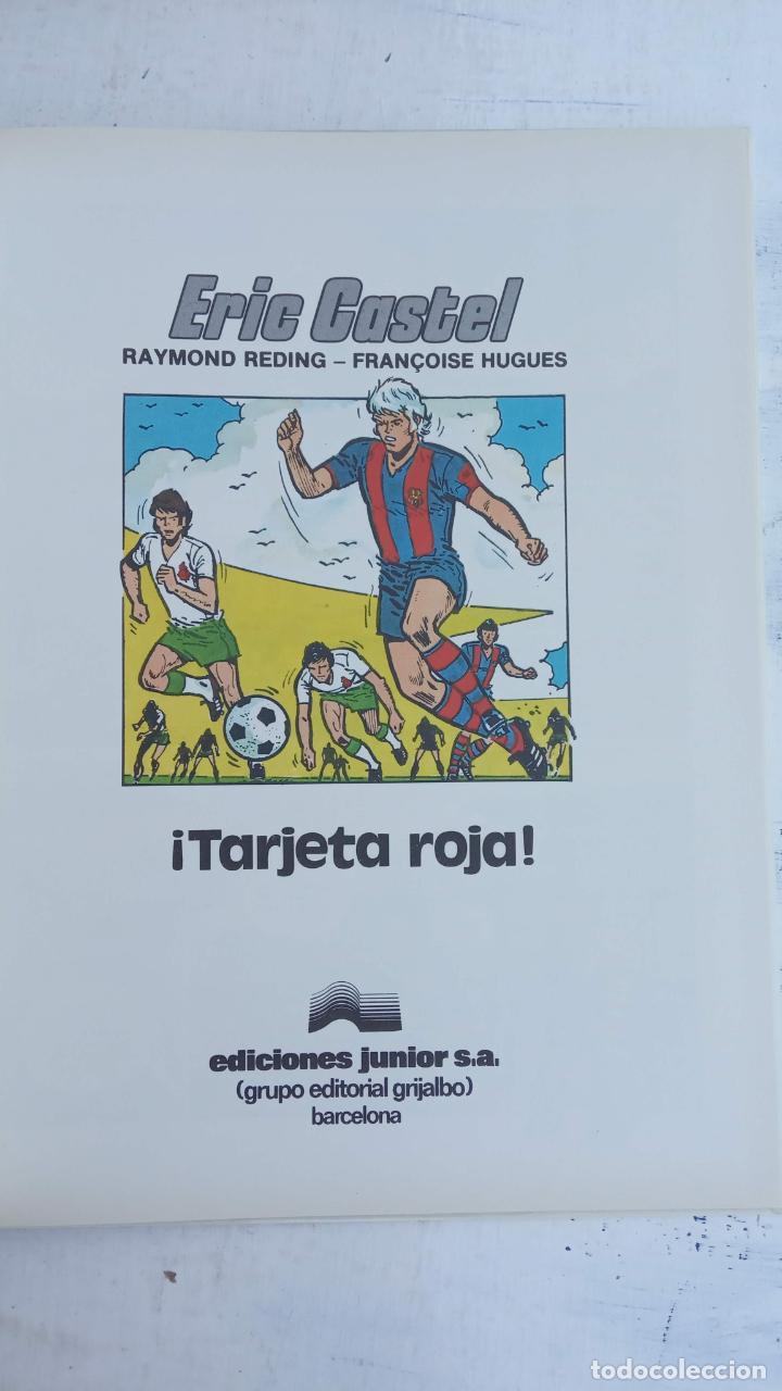 Cómics: ERIC CASTEL EN CASTELLANO Y NUEVOS - NºS 1,3,6,7,8,9,10,11,12,13,14,15 ÚLTIMO DE ESTA SERIE - GRIJAL - Foto 25 - 211483702