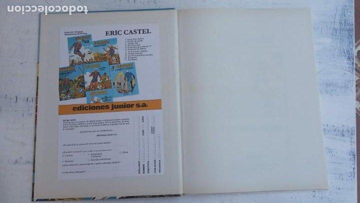 Cómics: ERIC CASTEL EN CASTELLANO Y NUEVOS - NºS 1,3,6,7,8,9,10,11,12,13,14,15 ÚLTIMO DE ESTA SERIE - GRIJAL - Foto 27 - 211483702