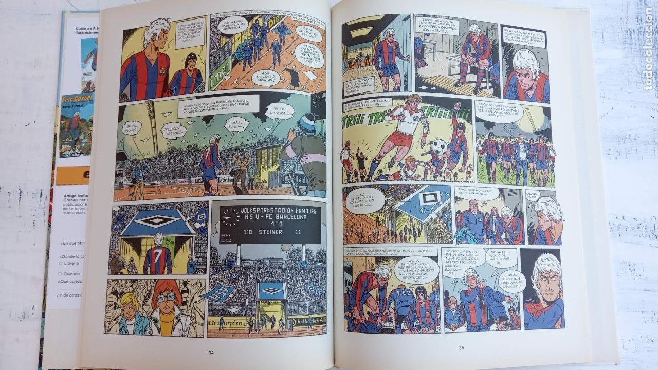 Cómics: ERIC CASTEL EN CASTELLANO Y NUEVOS - NºS 1,3,6,7,8,9,10,11,12,13,14,15 ÚLTIMO DE ESTA SERIE - GRIJAL - Foto 28 - 211483702