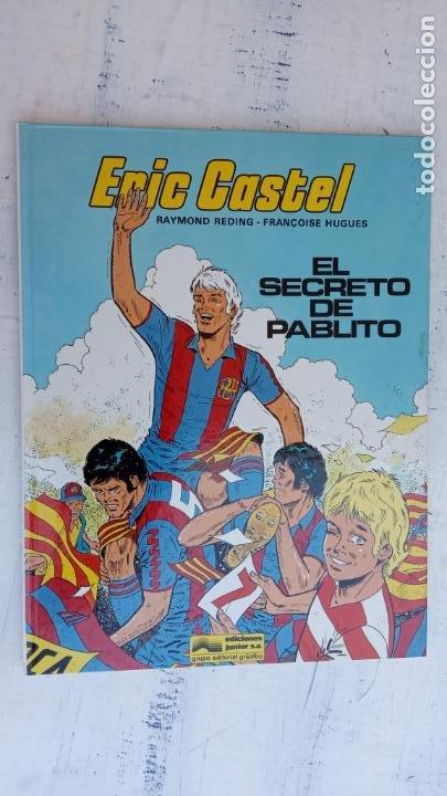Cómics: ERIC CASTEL EN CASTELLANO Y NUEVOS - NºS 1,3,6,7,8,9,10,11,12,13,14,15 ÚLTIMO DE ESTA SERIE - GRIJAL - Foto 31 - 211483702