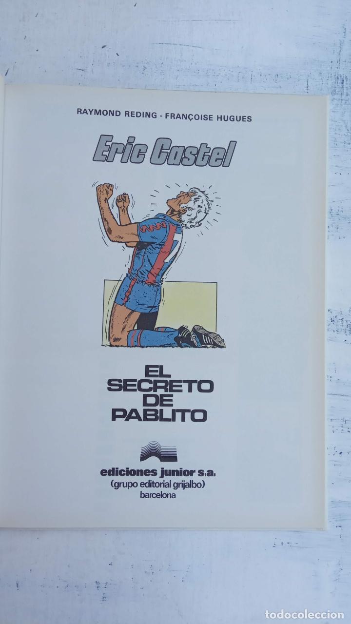 Cómics: ERIC CASTEL EN CASTELLANO Y NUEVOS - NºS 1,3,6,7,8,9,10,11,12,13,14,15 ÚLTIMO DE ESTA SERIE - GRIJAL - Foto 33 - 211483702