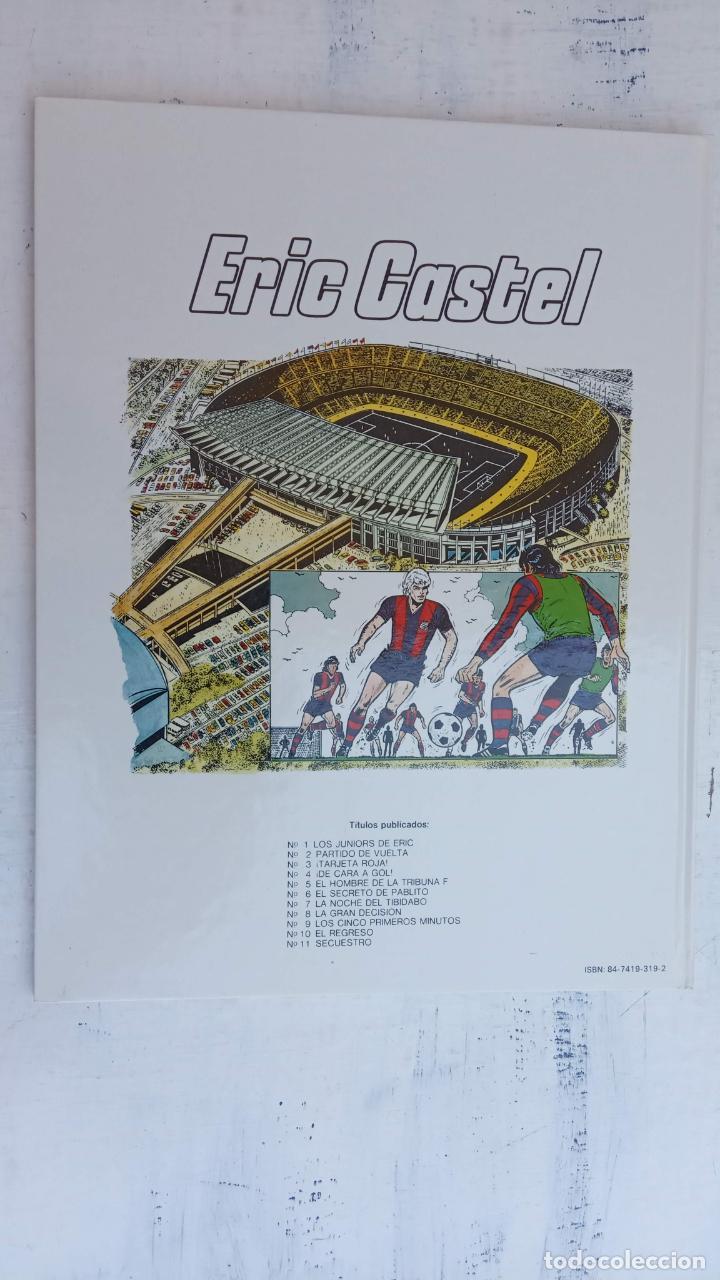 Cómics: ERIC CASTEL EN CASTELLANO Y NUEVOS - NºS 1,3,6,7,8,9,10,11,12,13,14,15 ÚLTIMO DE ESTA SERIE - GRIJAL - Foto 34 - 211483702