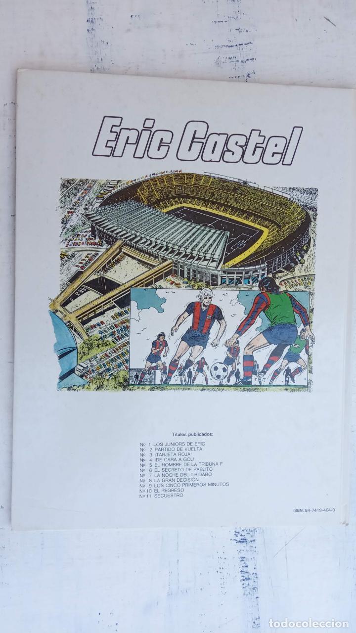 Cómics: ERIC CASTEL EN CASTELLANO Y NUEVOS - NºS 1,3,6,7,8,9,10,11,12,13,14,15 ÚLTIMO DE ESTA SERIE - GRIJAL - Foto 46 - 211483702