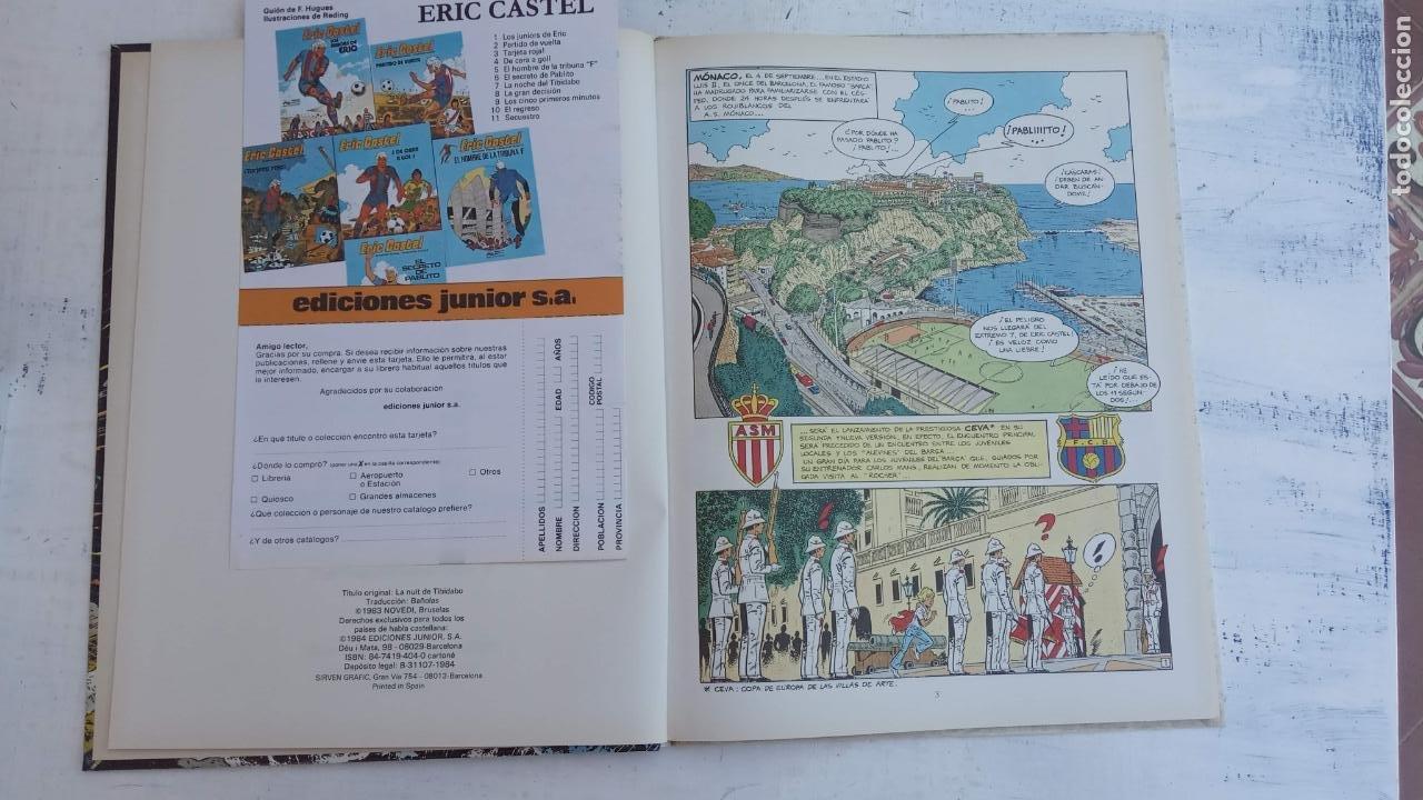 Cómics: ERIC CASTEL EN CASTELLANO Y NUEVOS - NºS 1,3,6,7,8,9,10,11,12,13,14,15 ÚLTIMO DE ESTA SERIE - GRIJAL - Foto 49 - 211483702
