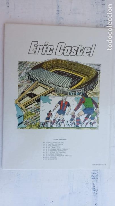 Cómics: ERIC CASTEL EN CASTELLANO Y NUEVOS - NºS 1,3,6,7,8,9,10,11,12,13,14,15 ÚLTIMO DE ESTA SERIE - GRIJAL - Foto 53 - 211483702