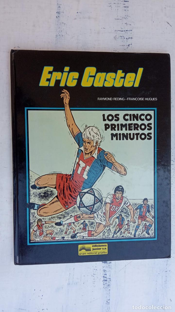 Cómics: ERIC CASTEL EN CASTELLANO Y NUEVOS - NºS 1,3,6,7,8,9,10,11,12,13,14,15 ÚLTIMO DE ESTA SERIE - GRIJAL - Foto 64 - 211483702